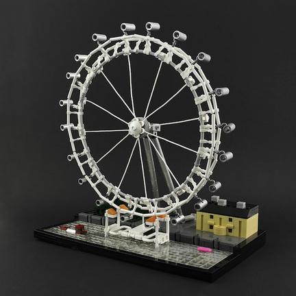 LEGOロンドンアイ