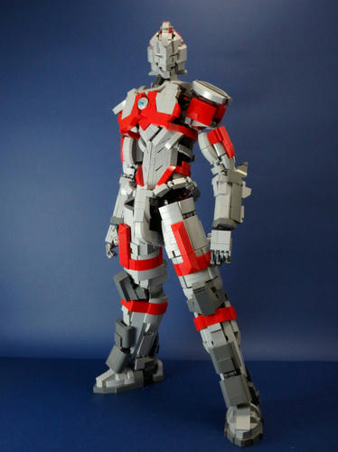 LEGOウルトラマンスーツ
