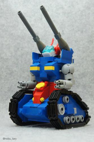 LEGOガンタンク