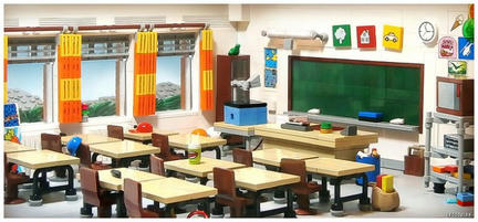 LEGO教室