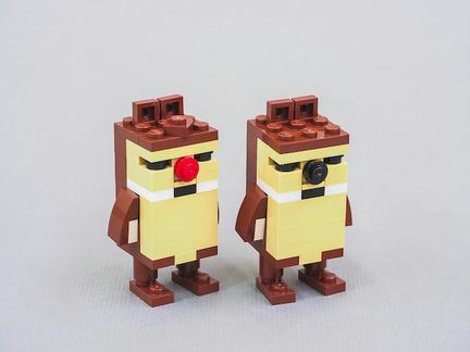 LEGOチップ&デール