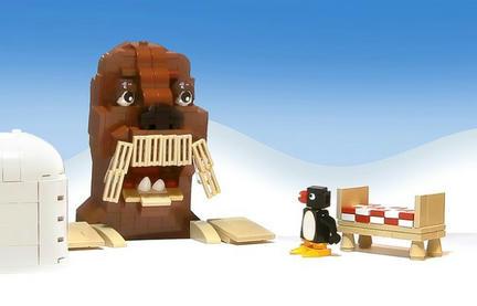 ピングーのトラウマ回LEGO