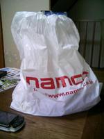 ナムコランド袋