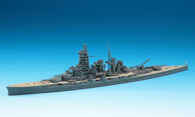 日本海軍が営々と培ってきた大艦巨砲の象徴であった戦艦は1941年12月8... 戦艦プラモデルを