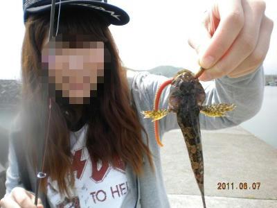 2011-06-07-005 白老港 カジカ