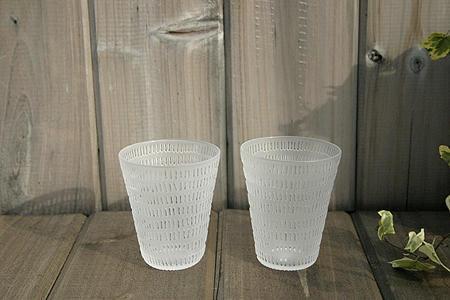 草のグラス