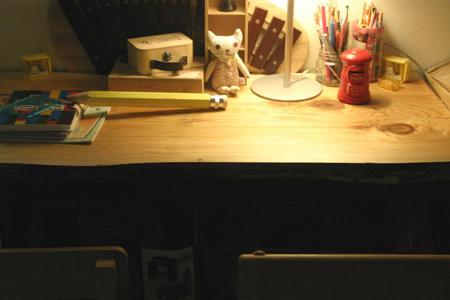 子どもの机