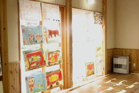 児童絵画展01