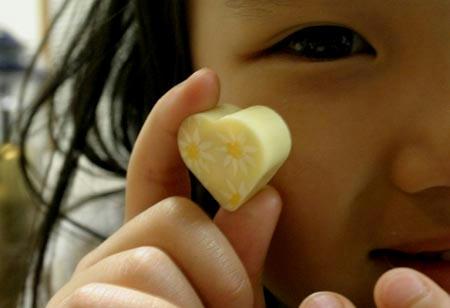 神戸のチョコレート