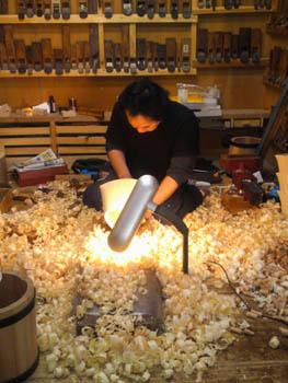 中川木工芸比良工房