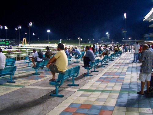 クランジ競馬場