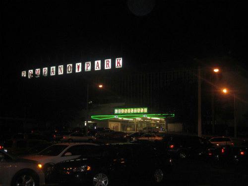 ポンパノパーク競馬場