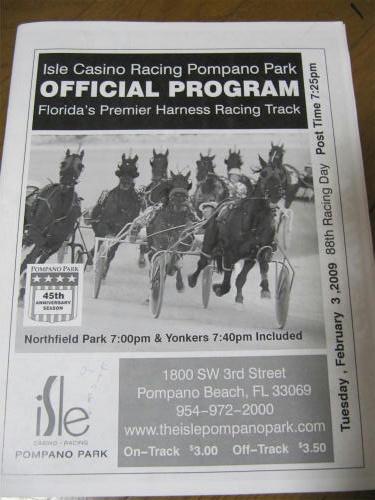 アメリカ 競馬新聞