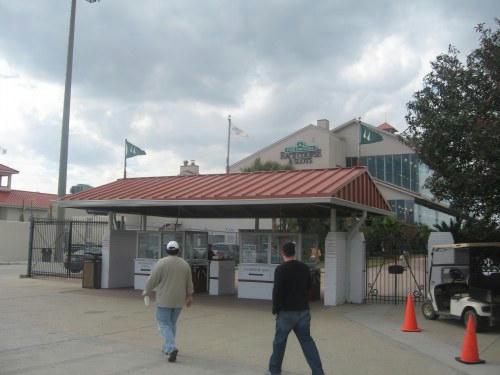 フェアグラウンズ競馬場