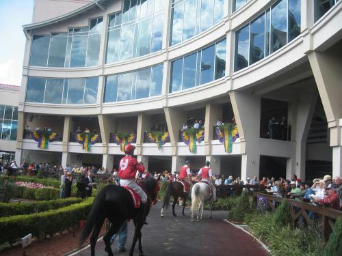 フェアグランズ競馬場