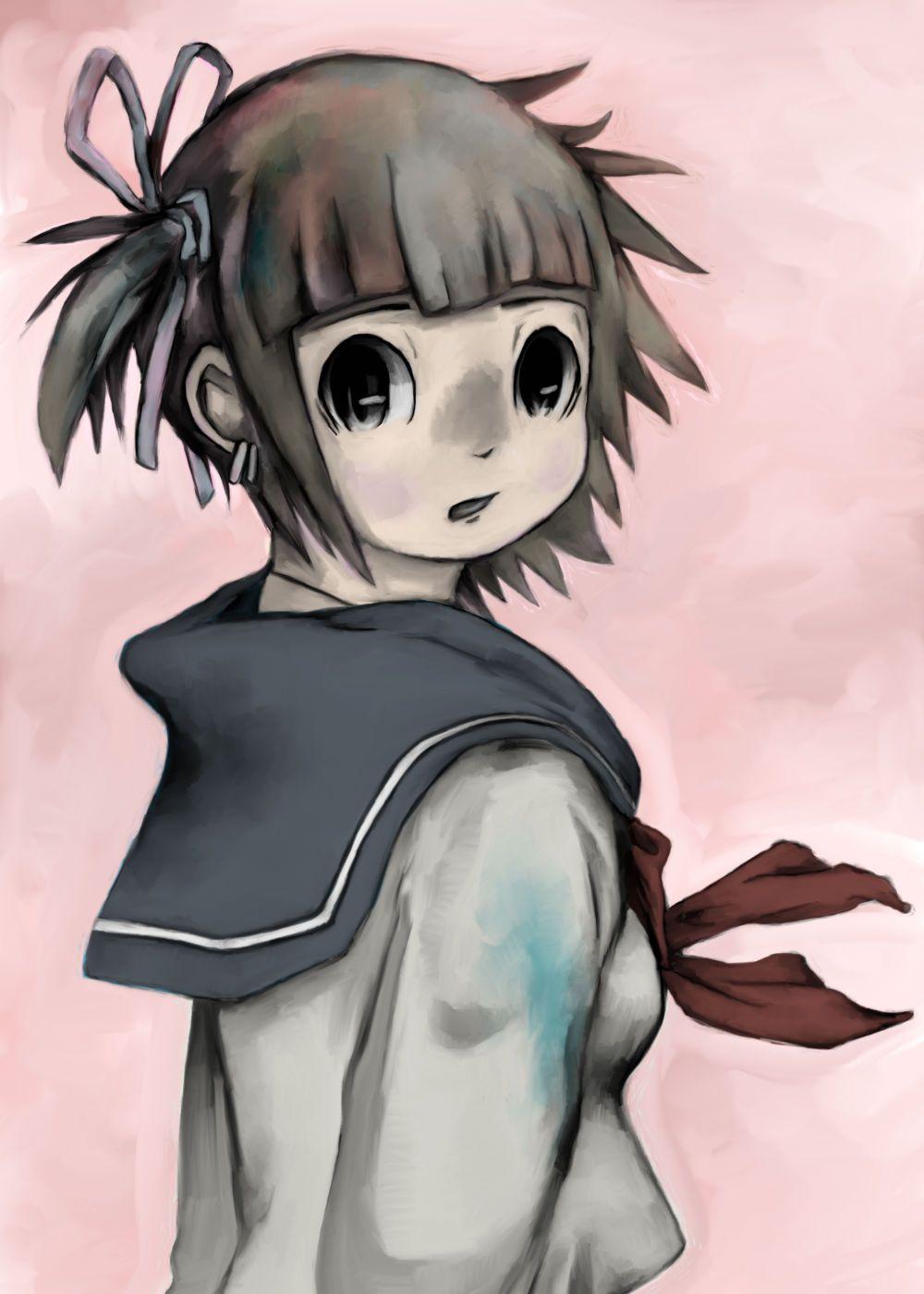 Furimuki_Girl