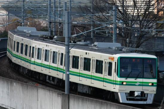 ときわ模型記 仙台市地下鉄