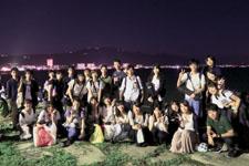 琵琶湖花火撮影会集合写真