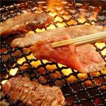 """韓国料理""""まだん""""のたれ漬け 国産黒毛和牛 計1kg(10人前)"""