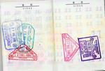 パスポート2009年12月旅行その2