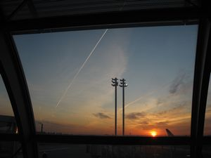 パリの空港