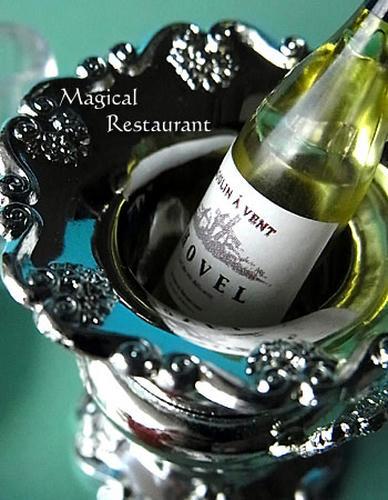 「フランス三ツ星レストラン」 4.オマール海老のボイル