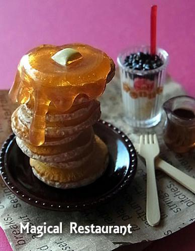 ハッピーパンケーキ