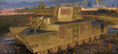 【WOT】Tire8 日本重戦車 O-Ho