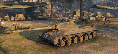 【WOT】Tire8 ソ連重戦車 IS-3