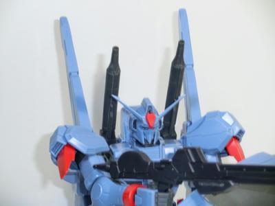 【ガンプラ】RE/100 MSF-007 ガンダムMk-III その2