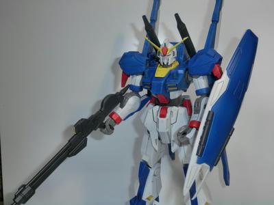 【ガンプラ】RE/100 MSF-007 ガンダムMk-III その3
