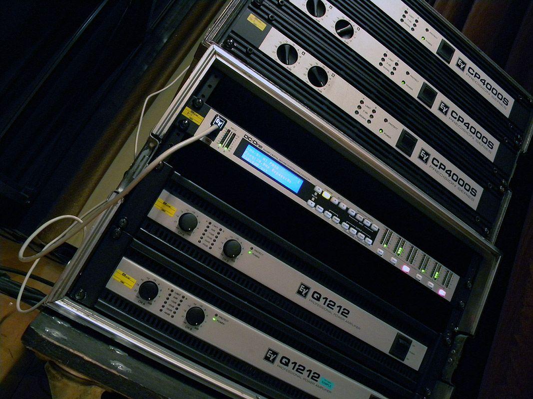 Electro-Voice TX1152, TX2181