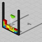 オンライン・3D積み木アート