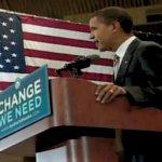 オバマ大統領が、なぜ…
