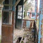 ロシアの廃墟
