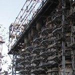 ハンパない規模のロシアの廃墟