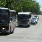 マイリーサイラス、バス事故