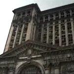 デトロイトの生きた廃墟