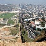 国境写真(アメリカ・サンディエゴ-メキシコ・ティファナ)