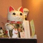 海外の招き猫