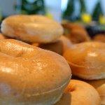ベーグルの面白い食べ方・知恵の輪ベーグル