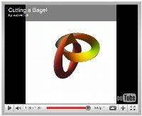 ベーグル知恵の輪