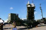 パトリオットミサイル発射機