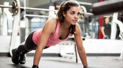 Tập gym đúng cách tránh đau lưng
