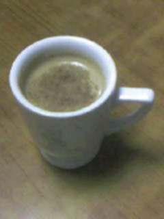 シナモンミルクコーヒー