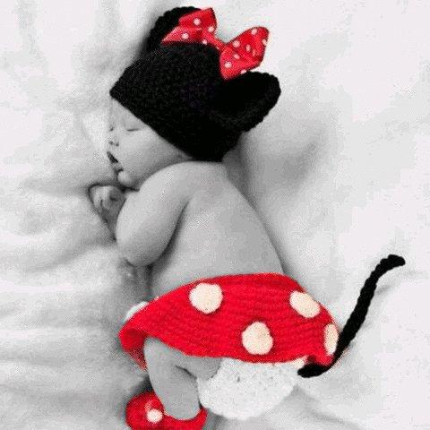 ミッキー赤ちゃん
