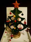 ケーテフォルファルトのクリスマスツリー