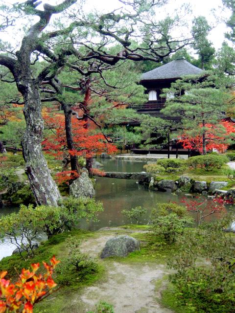 慈照寺の秋