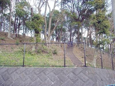 茅ヶ崎城その3