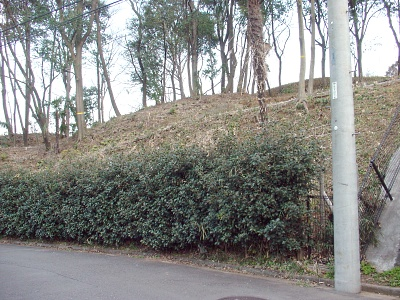 茅ヶ崎城その4